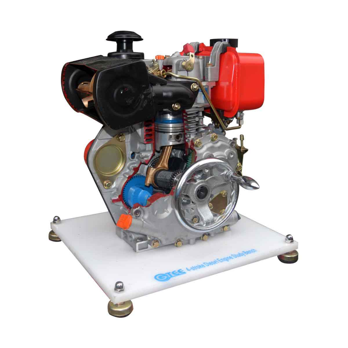 4-strokediesel enginestudy bench automotive training equipment